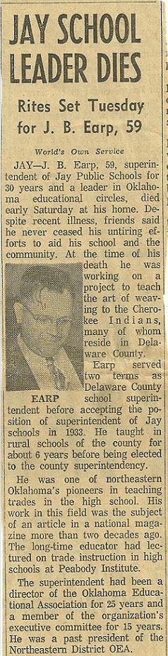 Jay B. Earp