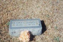 Frances <i>Smith</i> Simmons