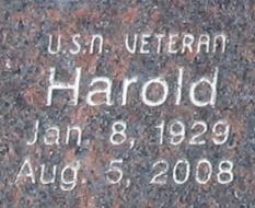 Harold Joseph Finn