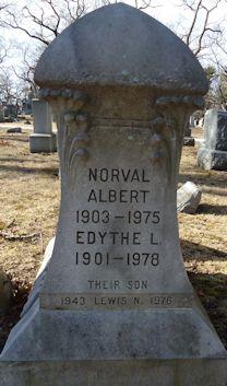 Norval Albert
