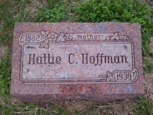Harriett Clara Hattie <i>Werner</i> Hoffman
