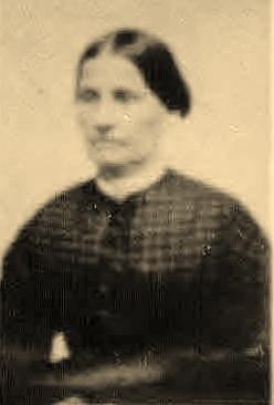 Fannie Hannah <i>Lashbrook</i> Jaquis