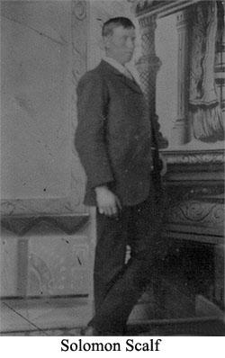 Solomon Scalf