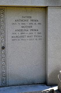 Margaret May Prima