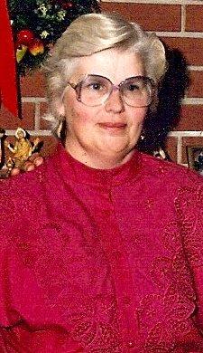 Edith Gail <i>Adams</i> Gregory