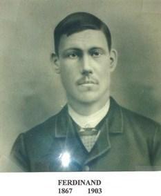 Ferdinand Gill Gilkey