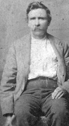 Jeremiah Andrew Jackson Jack Green
