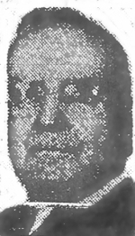Edward Francis Fitzgerald