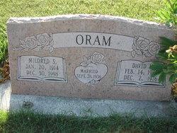 David Verl Oram