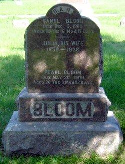 Pearl Ann Bloom