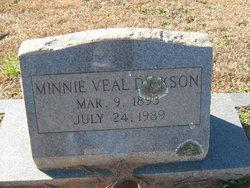 Minnie <i>Veal</i> Dickson