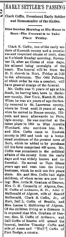 Clark Sherwood Coffin