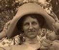 Ida M <i>Behrens Kimball</i> Hitchcock