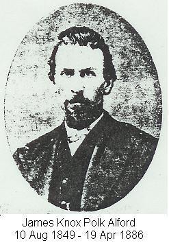 James Knox Polk Alford