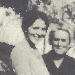 Annie Mae Betty <i>Collins</i> Clegg