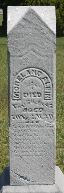 Moreland Albin