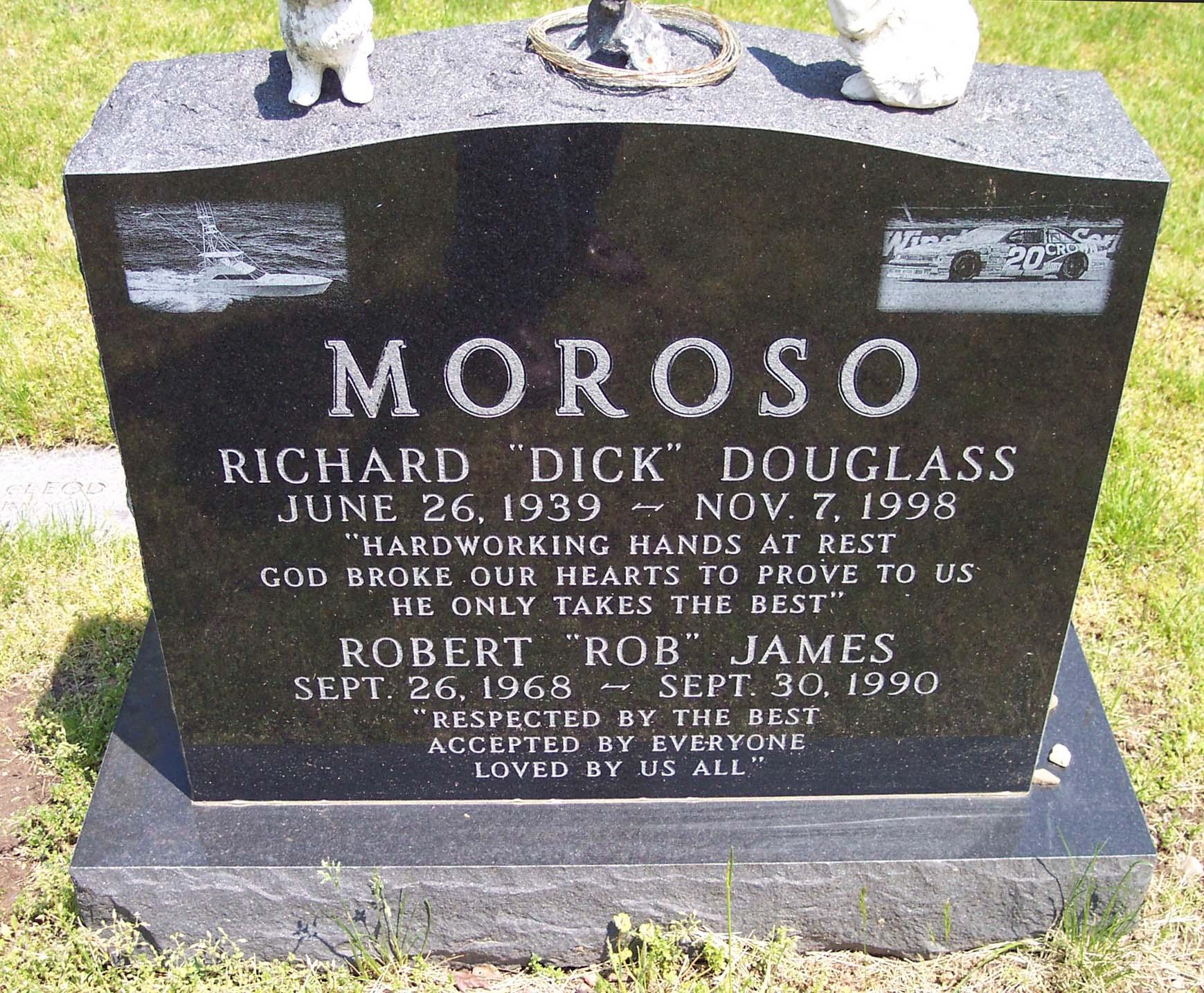 """Robert James """"Rob"""" Moroso (1968 - 1990) - Find A Grave Photos"""