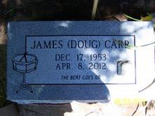 James Douglas Doug Carr