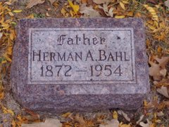 Herman A Bahl