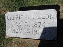 Carrie Brown <i>Cummings</i> Dillon