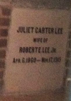 Juliet <i>Carter</i> Lee
