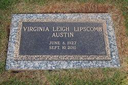 Virginia <i>Lipscomb</i> Austin