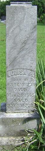 Louisa Palmyra Morlan