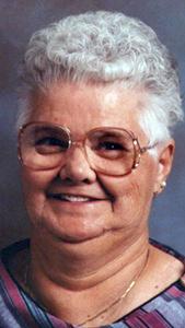 Shirley Ann <i>Carter</i> Burdette