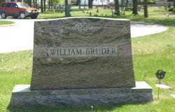 William Gustav Friedrich Wilhelm Bruder