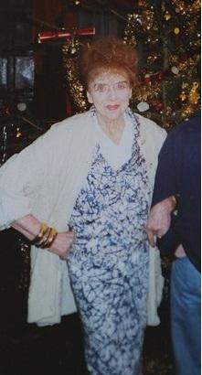 Nadine Sylvia Ada <i>McDougall</i> Romanov