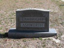 Sadie <i>Lambright</i> Ashworth