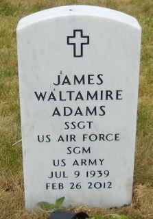James Waltamire Adams