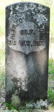 Alfred Francis Colburn