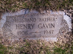 Henry Edward Gavin, Jr