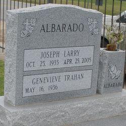 Genevieve Genny <i>Trahan</i> Albarado