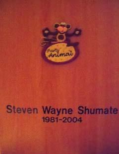 Steven Wayne Shumate