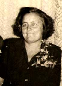 Bertha <i>Sanders</i> Simmons - Burnside