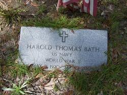 Harold Thomas Bath