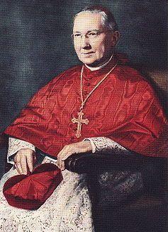 Cardinal Patrick Aloysius O'Boyle