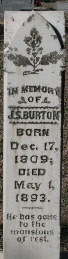 John Sherman Burton