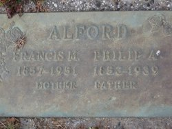Francis Marion <i>Laird</i> Alford