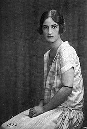 Nina Georgievna <i>Romanov</i> Chavchavadze