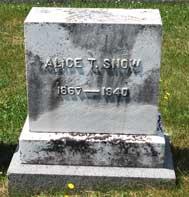 Alice T Snow