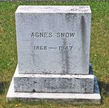 Agnes Snow