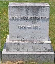 Helen Throckmorton Snow