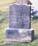 Harriet A Houser