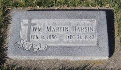 William Martin Harsin