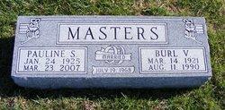Burl v Masters