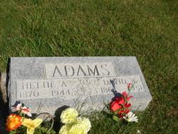 Hettie A. Adams