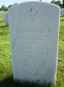 Edward R Hodgson